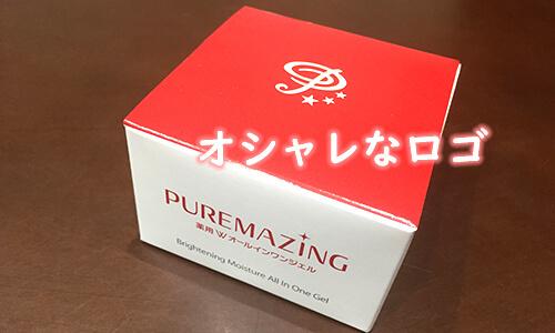 ピュアメイジングの箱