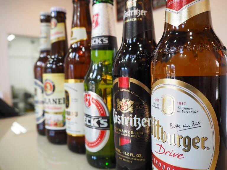 各種ドイツビール